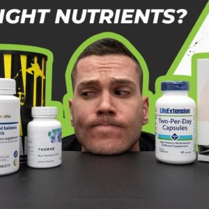 The 7 Best Reviewed Men's Multivitamins — Overall, for Over 40, and Personalized!