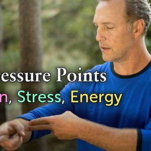 3 Common Acupressure Points Everyone Should Know (Pain, Stress, Energy)