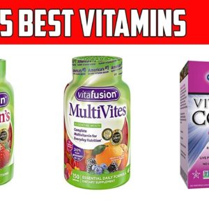 5 Best Vitamins to Buy