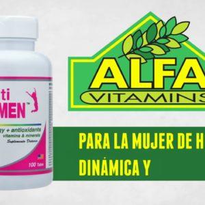 Multi Women Alfa Vitamins, USA - Альфа Витамины, США