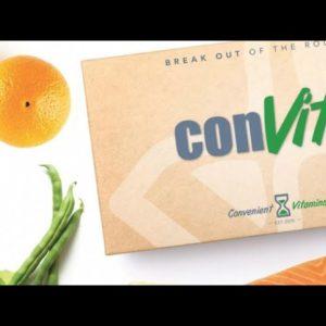 CONVITS REVIEW | BULKING & MENS HEALTH VITAMINS