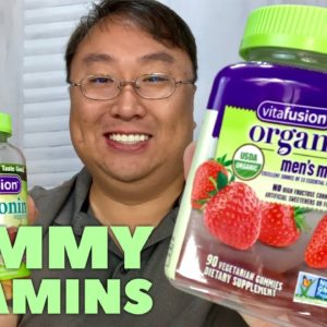 Delicious Organic Gummy Vitamins by VitaFusion Review