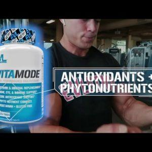 Evlution Nutrition VitaMode High Performance Men's Multivitamin, Full Spectrum Vitamins & Mi Reviews