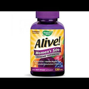 VITAMINS BEST Sellers for AMAZON Must See Review! Nature's Way Alive!® Women's Gummy Multivitamin..