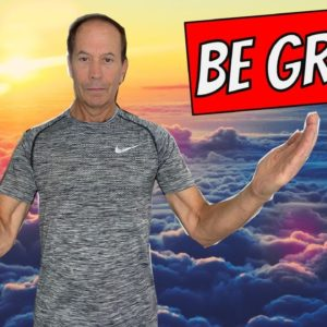 How to Stay Motivated - And Achieve Greatness!