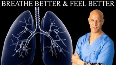 Instantly Double Your Lung Oxygen Level (Created by Dr Alan Mandell, DC)