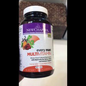 Multi vitamins for men