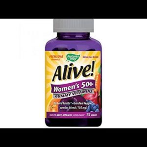VITAMINS BEST Sellers for AMAZON Must See Review! Nature's Way Alive Once Daily Men's 50+ Ultra P..