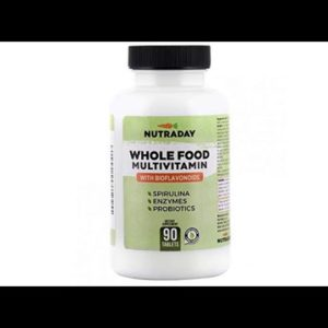 VITAMINS BEST Sellers for AMAZON Must See Review! Nature's Way Alive! Once Daily Men's Multivitam..