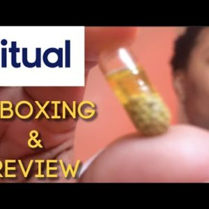RITUAL VITAMINS REVIEW & UNBOXING