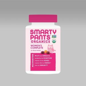 #SmartyPants Vitamins Guide: SmartyPants Organic Women's Formula