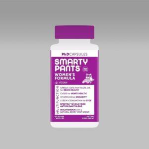 #SmartyPants Vitamins Guide: SmartyPants PhD Women's Formula