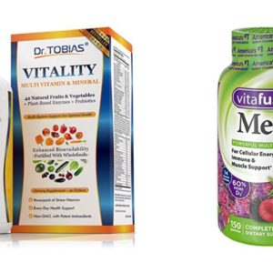 The 6 Best Vitamins For Men Reviews