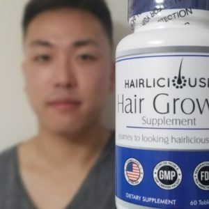 THE BEST HAIR GROWTH VITAMINS FOR HAIR LOSS IN MEN AND WOMEN!