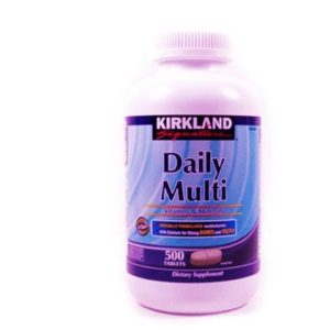 The Best Men's Multivitamin - Daily Multi Vitamins & Minerals 500 Review