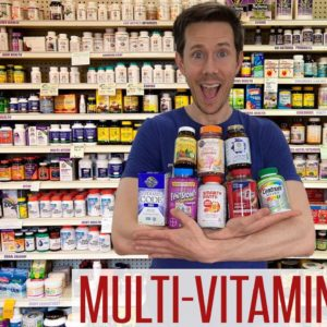 The BEST Quality Multivitamins For Men, Women, & Kids
