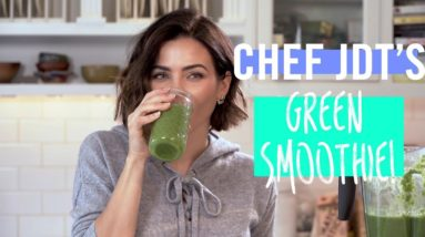 The ONLY Green Smoothie Recipe You Need To Know   Jenna Dewan
