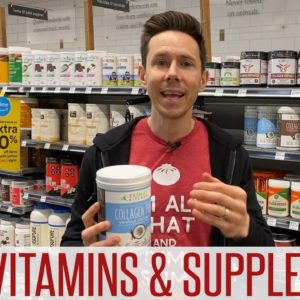 Top 5 Vitamins & Supplements To Support A Healthy Body in 2020