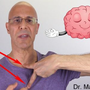 Push Here for a Brain Relaxing Experience | Created by Dr Alan Mandell, DC