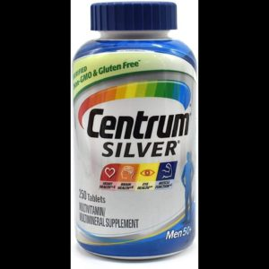 Reviews: Centrum Multivitamin for Men, Multivitamin/Multimineral Supplement with Vitamin D3, B...