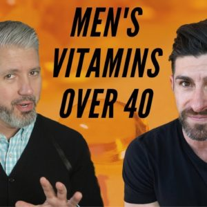 Vitamins For Men Over 40 | 40overfashion