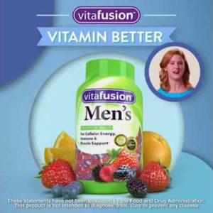 What's the best about Vitafusion Men's Multivitamins?