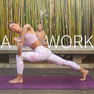 40 MIN PILATES YOGA WORKOUT || Full Body Stretch & Strengthen