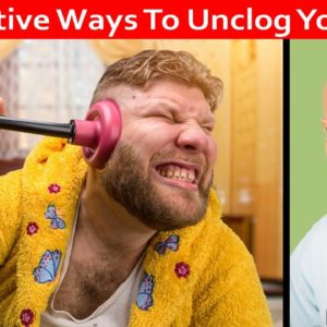 7 Effective Ways to Unclog Your Ears   Dr Alan Mandell, DC