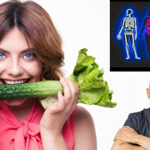 A Cucumber a Day Keeps Health Problems Away | Dr Alan Mandell, DC