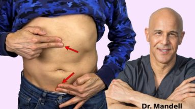 Push Here and Watch Your Bloating Disappear - Dr Alan Mandell, DC