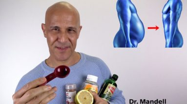 1 Tablespoon a Day Burns Belly Fat and Keeps Clogged Arteries Away | Dr Mandell