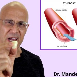1 Crushed Garlic Clove a Day...Your Heart & Arteries Will Thank You in Many Ways | Dr Mandell