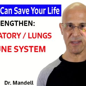 1 Vitamin Can Save Your Life...Strengthen Respiratory & Immune System | Dr Alan Mandell, DC